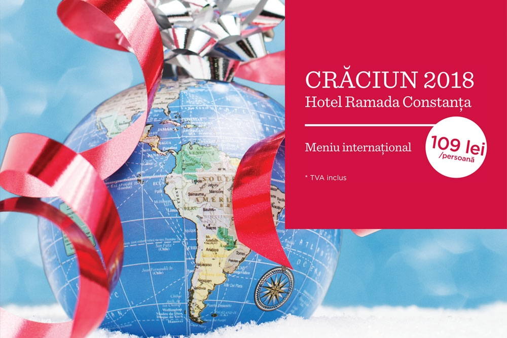 Craciun 2018 - Meniu International